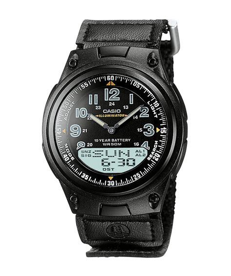Casio Analog Digital analog digital watches buy casio youth aw 80v 1bvdf