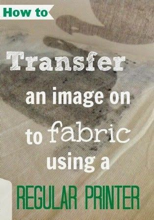 How To Make Fabric Transfer Paper - 25 best ideas about wax paper crafts on