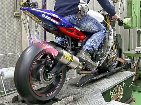 T V Motorrad by Arrow Auspuffanlage Triumph Daytona 675 Pr 252 Fstand