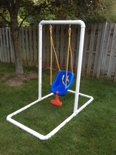 baby swing stand best 25 pvc pipe connectors ideas on pinterest pvc