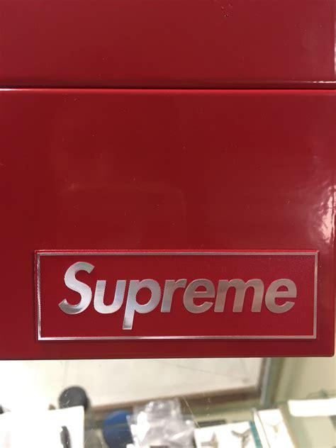 Ransel Jelly Box Seprem J 2014 supreme metal tool box jwong boutique