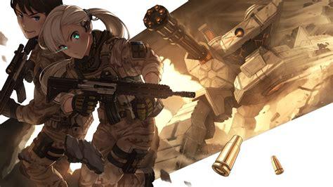 Anime Gun Wallpaper
