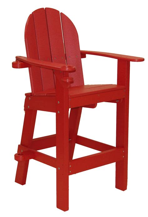 image gallery gt recycled plastic lifeguard chair in a box