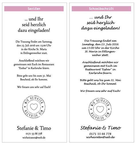 Hochzeitskarte Text texte und schriften aylando hochzeitskarten