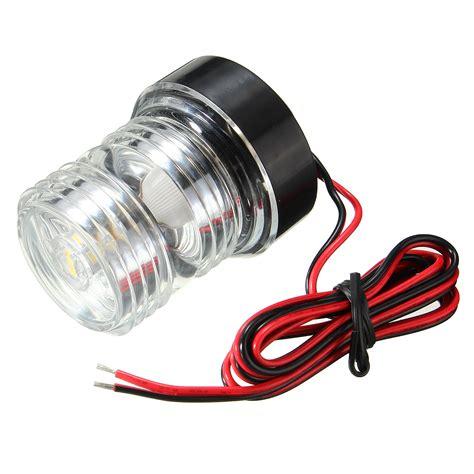 led anchor light bulb waterproof marine 360 176 angle led anchor navigation light