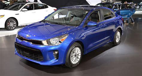 Kia All New 2018 Kia Sedan 5 Door Make U S Debut In New York