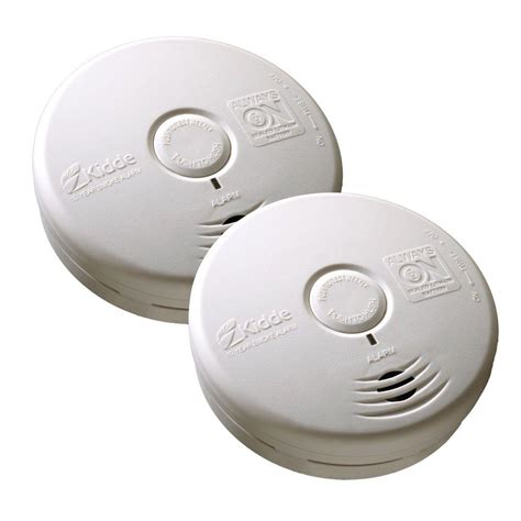 hardwired brk smoke alarms safety the home depot