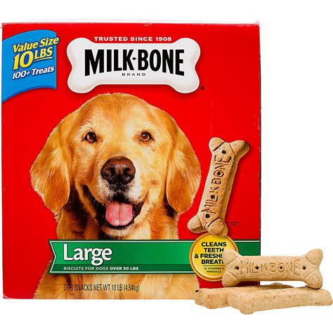 milk bones for dogs milk bone small medium flavor snacks biscuits petco store