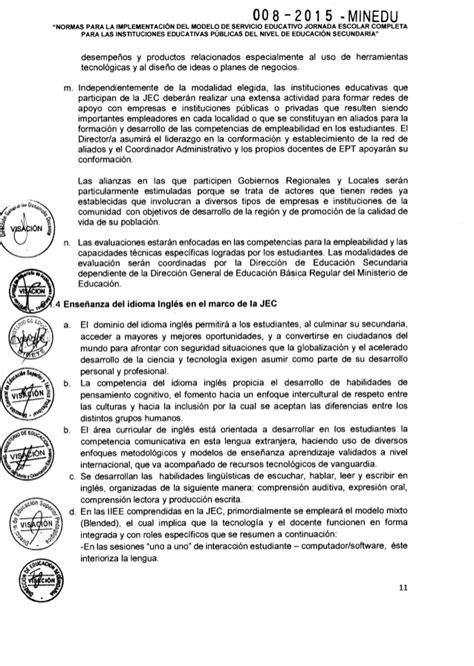 programacion anual 2016 comunicacion minedu programacion 2015 comunicacion minedu rutas de