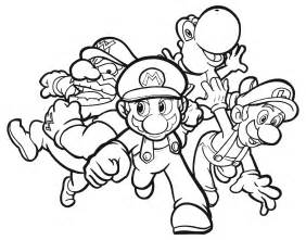 disney coloring pages 9 free mario bros coloring pages kids