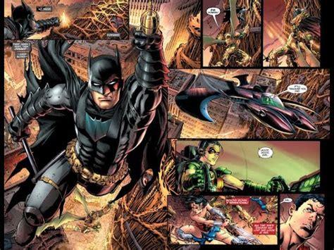 robs rogues 220 earth 2 batman bruce wayne dc