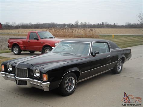 Pontiac Grand Prix 1972 by 1972 Pontiac Grand Prix Black Original Survivor