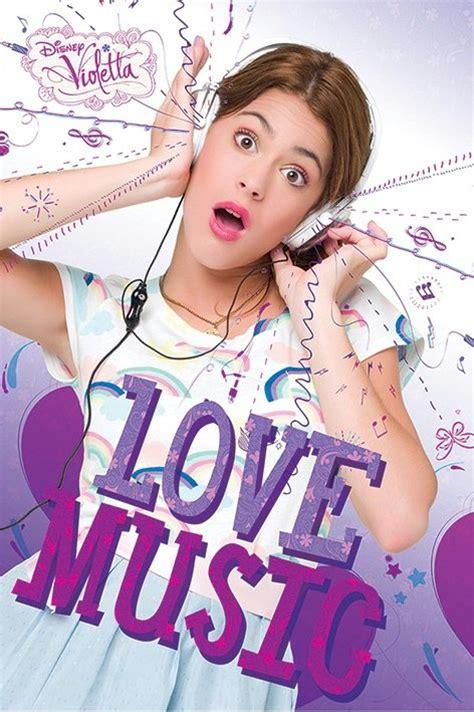 violetta painting violetta 24x36 tv poster disney martina
