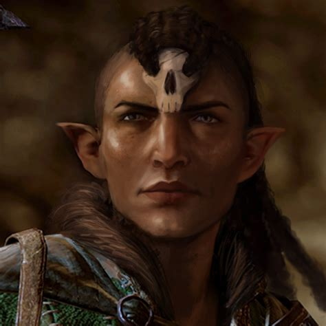 dragon age inqusition black hair listen i think solas is awesome and i love solas