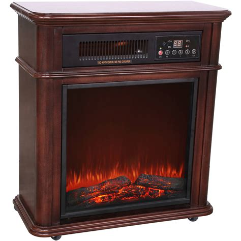 electric fireplaces at walmart real indoor electric fireplace black wash
