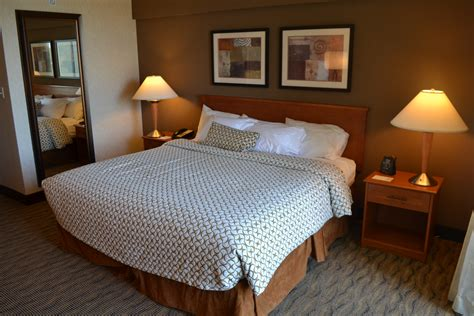 hotel review embassy suites oklahoma city the one on