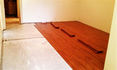 lay laminate flooring effectively and beautifully your