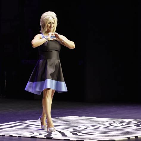 theresa caputo young photos an evening with theresa