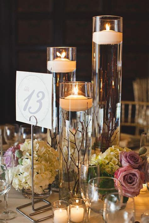 wedding reception centerpieces floating candles fabulous floating candle ideas for weddings wedding flowers and decor ideas