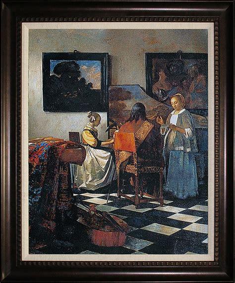 biography vermeer artist johannes vermeer works on sale at auction biography