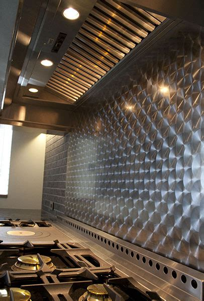 stainless steel backsplash trim for fireplace stainless