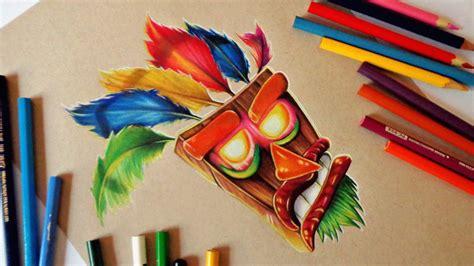 speed drawing   crash bandicoot tattoo blog