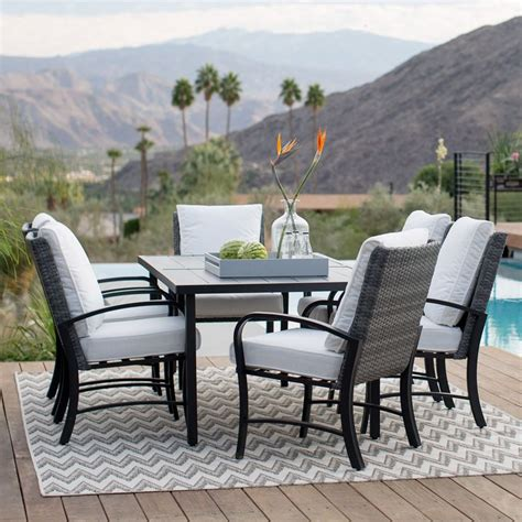all weather wicker patio dining sets best 20 patio dining sets ideas on patio sets