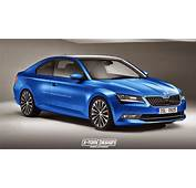X Tomi Design Skoda SuperB Coupe
