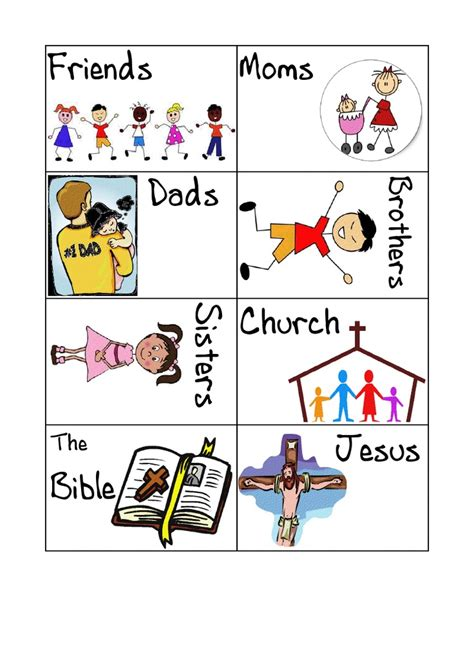 prompt cards template prayer prompt cards for preschoolers print and cut out