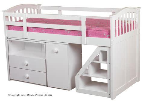 Mid Sleeper by Kipling Mid Sleeper Crendon Beds Furniturecrendon