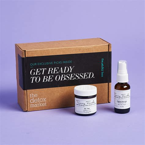 Cost Of Detox Box by The Detox Box Subscription Review January 2018 My