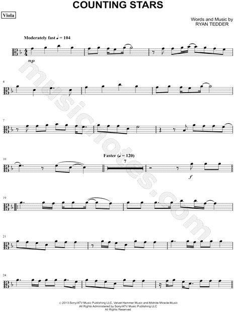 apologize testo onerepublic quot counting viola quot sheet in d