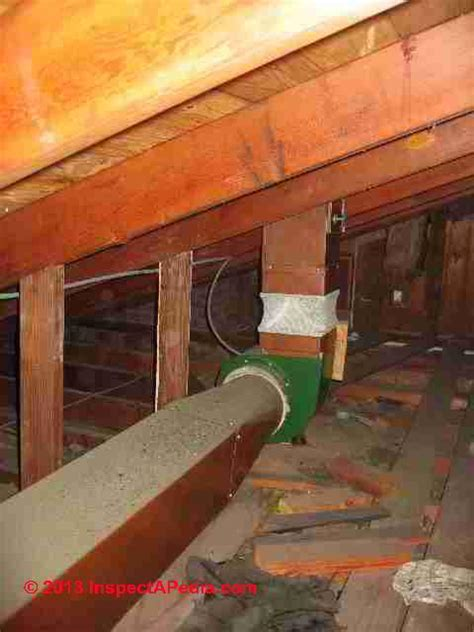 kitchen fan roof vent venting kitchen hood into attic ppi blog