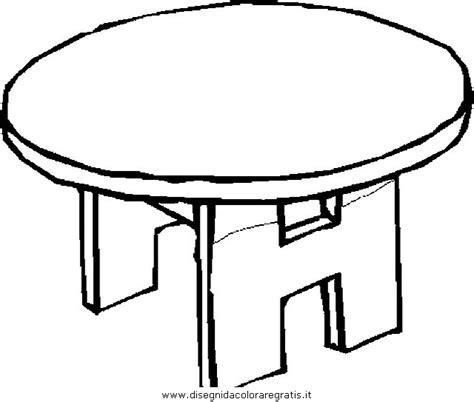 tavolo disegno disegno tavolo tavolino 107 da colorare
