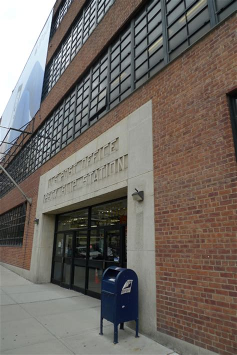 Post Office Tribeca by Tribeca Citizen In The News Peck Slip School