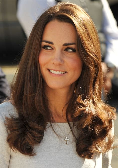 princess kate kate middleton and bear grylls share a hairdresser