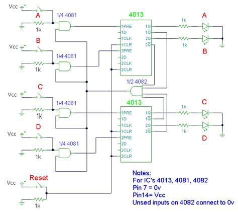 pcb layout quiz how to build quiz circuit circuit diagram