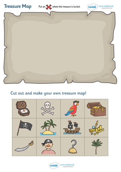treasure map template ks1 pirate activities ks1 related keywords pirate activities