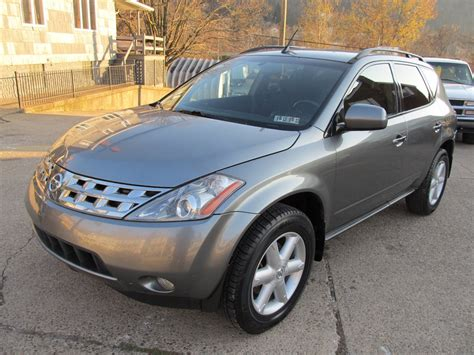 how cars engines work 2005 nissan murano navigation system 2005 nissan murano se awd elite auto outlet bridgeport ohio youtube