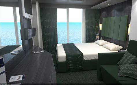 cabine msc msc meraviglia cabine avec balcon escale croisi 232 re