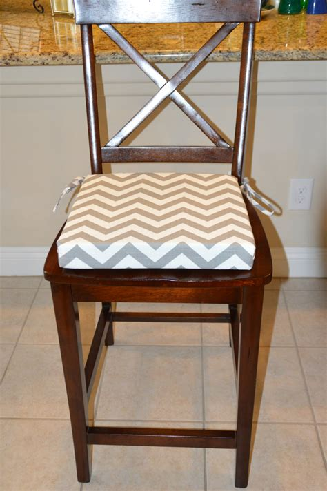 Dining Chair Seat Pad Covers Gray And White Chevron Fabric Chair Cushion Cover Washable