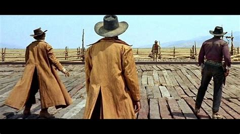 youtube film cowboy francais spaguetti western tribute clint eastwood lee van cleef