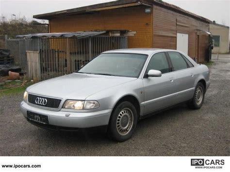 Audi A8 1998 by 1998 Audi A8 Photos Informations Articles Bestcarmag