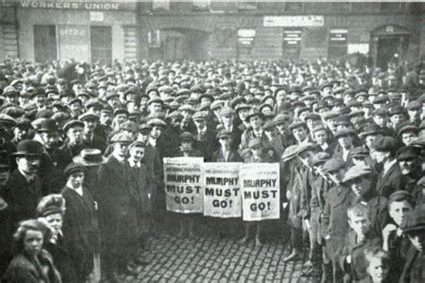 1913 Strike And Lockout Essay by Lockout 1913 Lookleft
