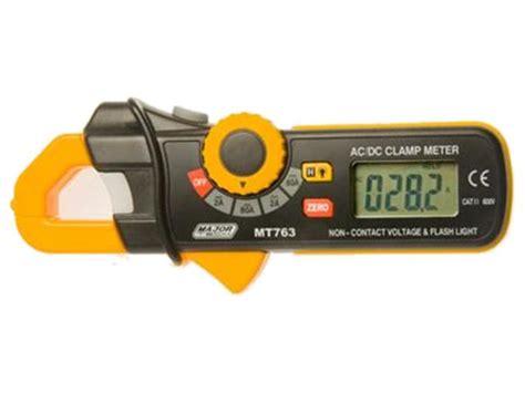 Tespen Digital Ac Dc Stanley Digital Voltage Tester Stanley cl meter maj mt763 communica