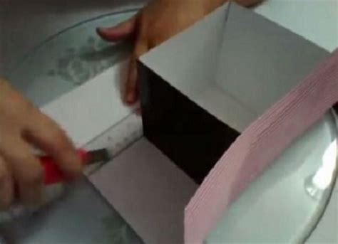 tutorial membuat bungkus kado lucu ide kreatif membuat laci mungil serbaguna yang lucu dan unik