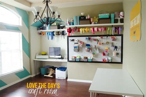how to make crafts for your room craft room organization ideas by the day