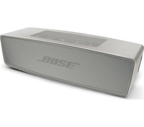 Speaker Bose Soundlink Mini Wireless Bluetooth bose soundlink mini bluetooth wireless speaker ii pearl