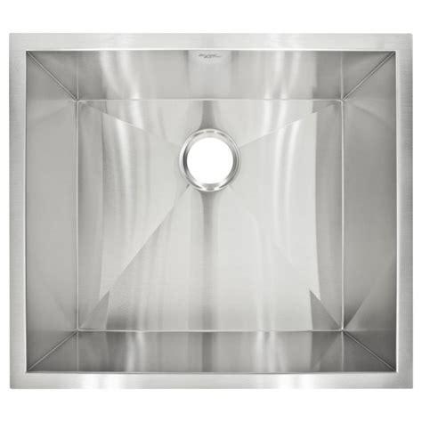 zero radius undermount sink lclp1 zero radius undermount stainless steel single basin