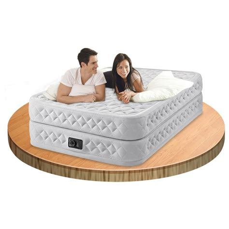 materasso gonfiabile matrimoniale intex materasso gonfiabile matrimoniale intex airbed